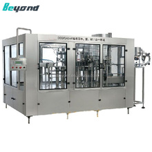 Automatic carbonated beverage drink mixing machine
