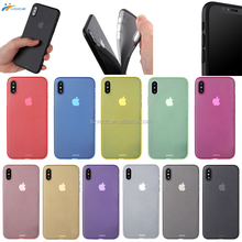 XDDZ New Arrival Cheap Price 11 Colors Available Slim PP Hard Case for iPhone 8, 5 inch