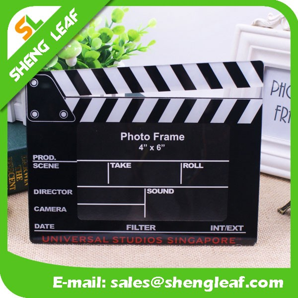 Customized / Oem / 3D movie board picture frames black