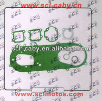 SCL-2012121227 motorcycle engine gasket set, tire repair kit, gasket kit for 2JA