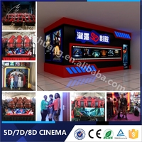 Lechuang Manufacturer Motion Home Cinema Various Effect Mini 5d Cinema