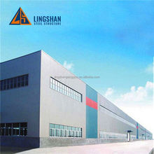 High End Long Life Superfast fabrication steel structure car workshops design