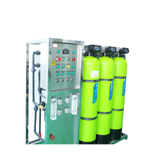 1000l/h ro system water purifier machine industrial for pure water treatment plant