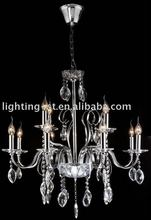 decoration hanging lamp crystal chandeliers --for home living room
