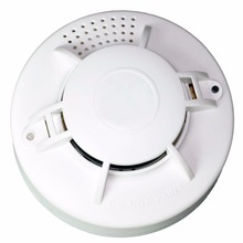 Cheap Home Security System Power portable Smoke Detector/sensor Fire Alarm