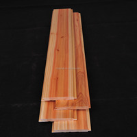 Chinese Cedar Wall Panel, Kiln dried,