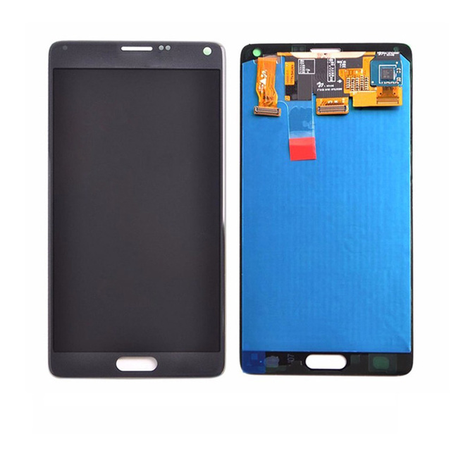 100% Original New Hot Selling For Samsung Galaxy Note 4 edge LCD with Touch Screen Digitizer Assembly