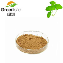 100% Natural Ginkgo Biloba Extract 24% Total Ginkgo flavone Glycosides 6% Total Terpene Lactone