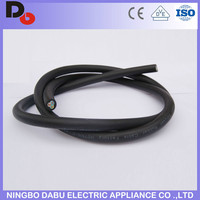 VDE approved 450/750 H07RN-F rubber cable