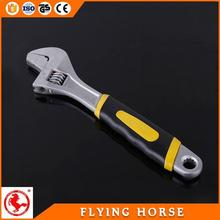 Dual purpose adjustable wrench ,Adjustable Pin Spanner