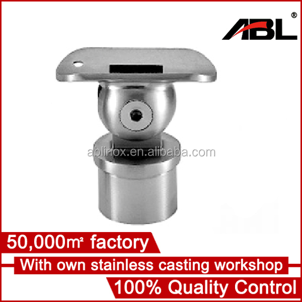 ABL/ABLinox 304 Stainles Steel swivel mirror bracket