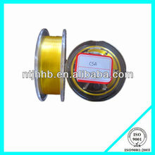 100% high tenacity nylon fishing line