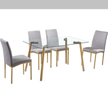 Dubai resturant table and chairs dining room luxury, elegant cool wooden dining room table with glass top designs