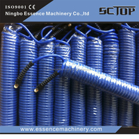 PU tubing for the Hydraulic tools,pneumatic tools hose, industrial robot pipe