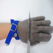 wonderful quality western standard cut resistant working safety gloves