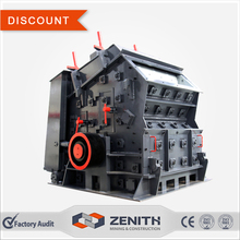 High capacity european type hydraulic impact crusher price