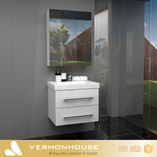 Vermont Painting MDF Board Simple Waterproof Bathroom Storage Cabinet