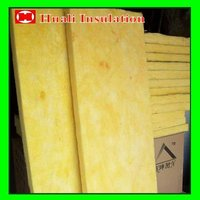Heat insulation /condensation proof/noise elimination material-----glass wool board & blanke