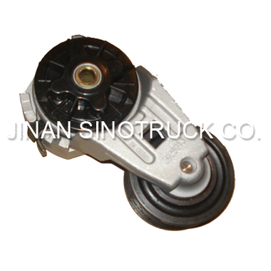 2016 dump truck parts dongfeng parts C3936213 BELT TENSIONER for sale , with high quality