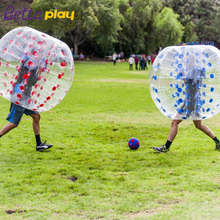 Bettaplay knocker loopy ball suit walk in bumper inflatable human balloon bubble football for sale