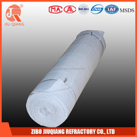 heat insulation ceramic fiber cloth for fuel line insulation
