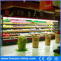 professional used supermarket refrigerator and freezer manufacture from china