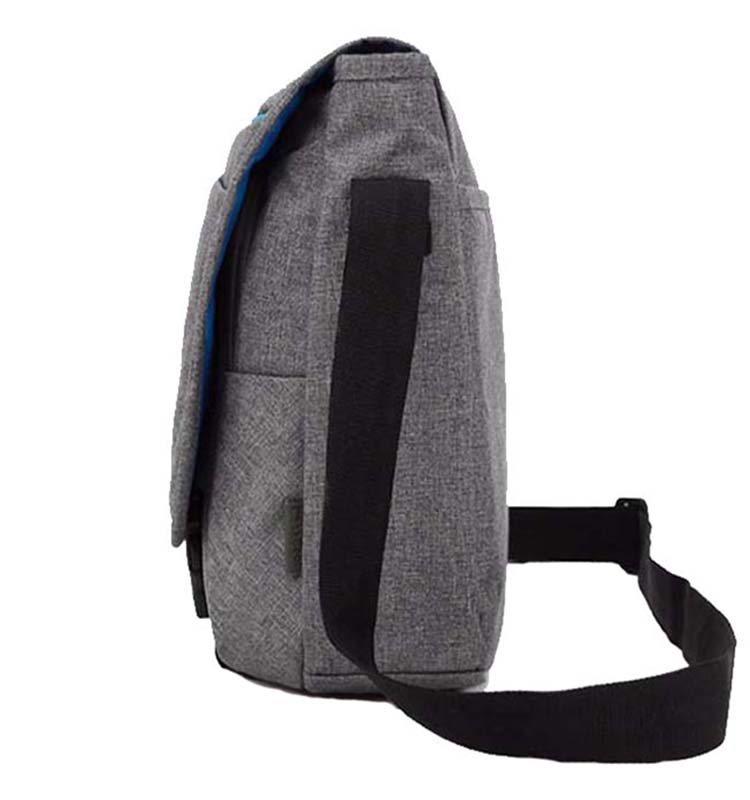 Retailers General High Quality Polyester Laptop Messenger Bag