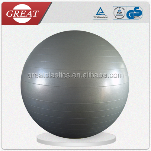 2016 popular factory price Anti-burst resistant yoga exercise ball for bodybuilding