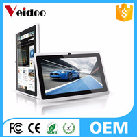 7 inch TN screen quad core tablet pc without camera