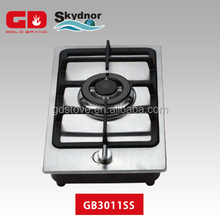 Kitchen products made in china stainless steel built-in gas stove/gas cooker/gas hob wok burner