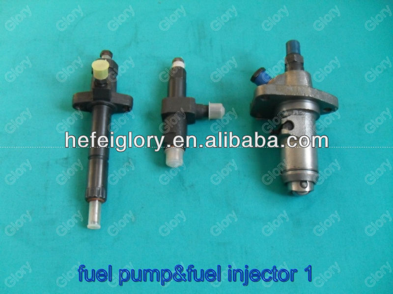 Agriculture single cylinder diesel fuel pump & injector