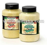 Milano Brand Grated Parmesan Cheese 12/16 oz per case