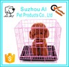 Pet Cat Rabbit Puppy Kennel Folding Metal Iron Dog Cage