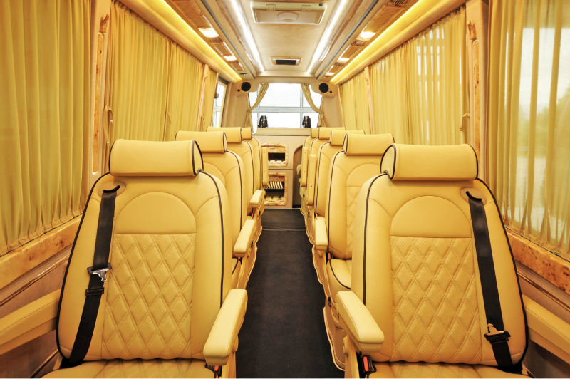 фото класса автобус люкс