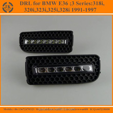 High Quality LED DRL fog Light for BMW LED Daytime Running Light for Bmw E36 3 Series 318i ,320i