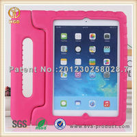 Factory direct sale fall resistant eva foam protective tablet cover case for ipad air