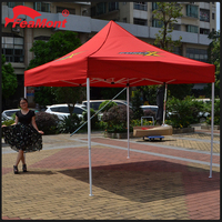 Durable Aluminum Frame Full Color 10x10 Ez Up Canopy, 4x4 canopy tent for Event Tent