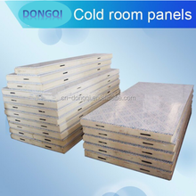 pu sabdwith insulation panel used cold rooms