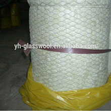 Rock wool blanket/Rock wool insulation wire mesh wall and ceiling covering materials