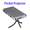 Factory Price Home Theater Mini Mobile Projector, Portable Wifi DLP Pocket Projector with Tripod
