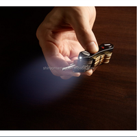 Clever Key Ninja Dual LED Lights the Simple Clever and Compact Key Organizer