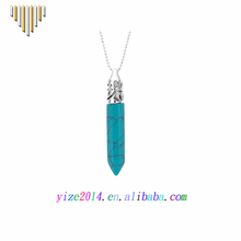wholesale high quality design of blue turquoise stone, natural turquoise