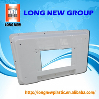 Injection plastic parts for computer case mould