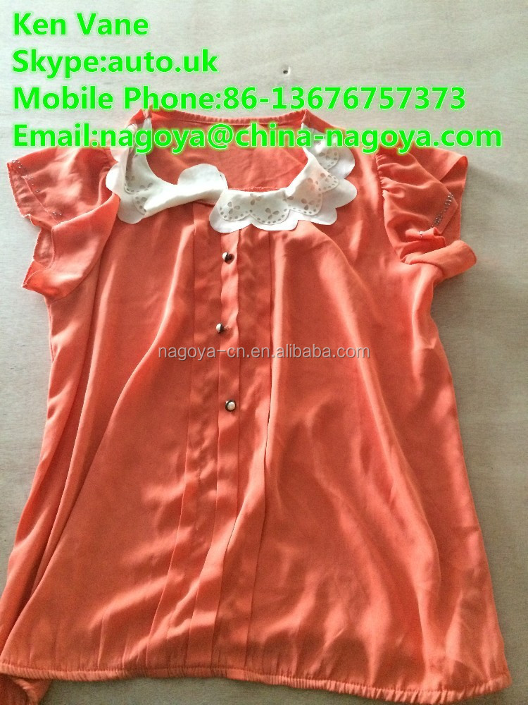 bulk fshion style used clothing export