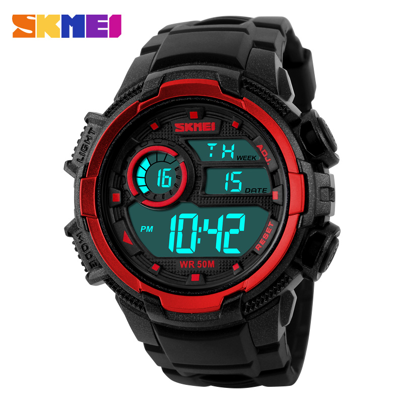 unusual 2015 Popular oem watch in china ABS case alarm reminding watch
