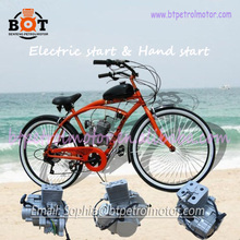 2 stroke gas engine conversion kit for bicycle/Gas powered bicycle engine kit/80cc