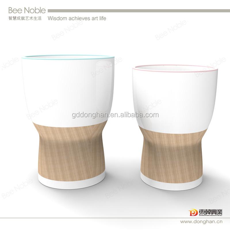 Couples Ceramic Tea Cup Without Handle Creative Coffee Mug
