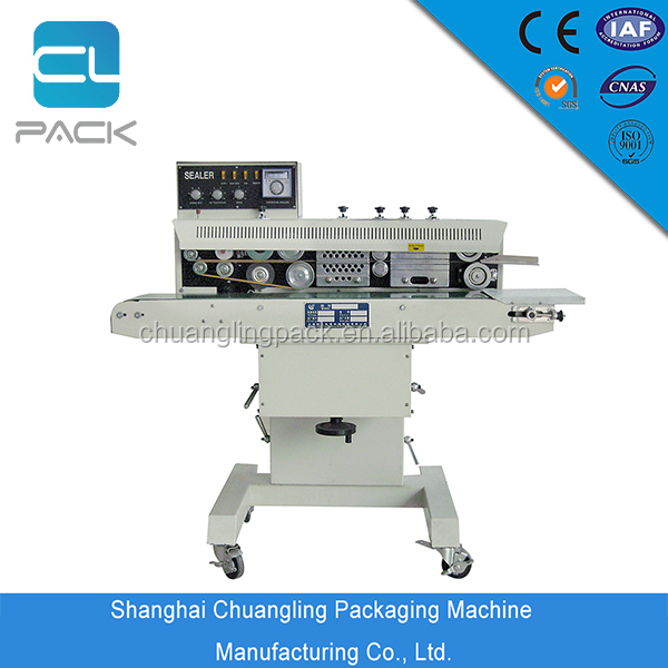FRM-1100W Quick-drying Liquid Ink Printing Continous Carton/Case Sealing Machine