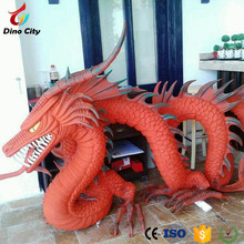 Best quality life size dragon statues for sale