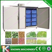 beans helper!! commercial mung bean/soy bean/red bean sprout making machine